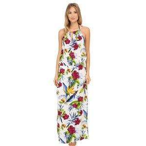 Tommy Bahama | happy hibiscus maxi dress